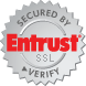 Secured by Entrust SSL Verify