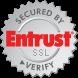 Secured by Entrust SSL Verify