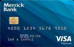 Merrick Bank Secured Visa®  Card