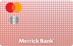 Merrick Bank Double Your Line® Secured Visa® Card