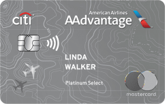 Citi® / AAdvantage® Platinum Select® World Elite Mastercard®