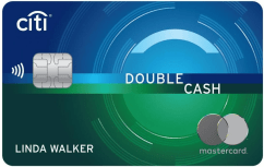 Citi<sup>®</sup> Double Cash Card - 18 month BT offer image.