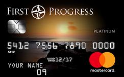 Platinum Select Mastercard® Secured Credit Card