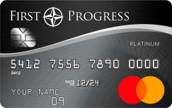 Platinum Select Mastercard® Secured Credit Card
