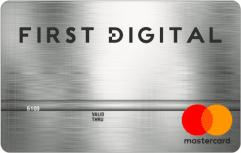NextGen Platinum Mastercard<sup>®</sup> Credit Card image.