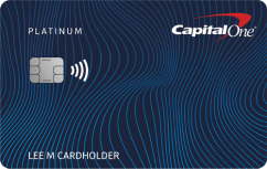 Secured Mastercard<sup>®</sup> from Capital One image.