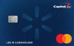 Capital One Walmart Rewards<sup>®</sup> Mastercard<sup>®</sup>
