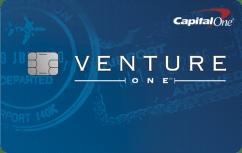 Capital One VentureOne Rewards for Good Credit