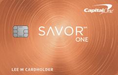 Capital One SavorOne Cash Rewards for Good Credit