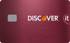 Discover It Cash Back Experian Creditmatch