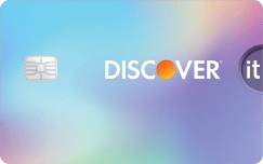 Discover it® Student Cash Back