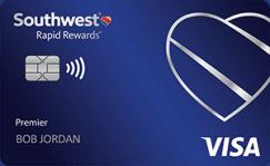 Southwest Rapid Rewards® Premier Credit Card