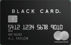 Luxury Card<sup>™</sup> Mastercard<sup>®</sup> Black Card<sup>™</sup>