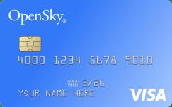 The OpenSky® Secured Visa® Credit Card