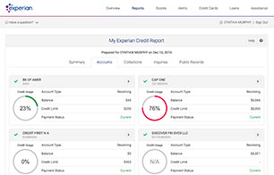 How To Get Your Annual Credit Report From Experian